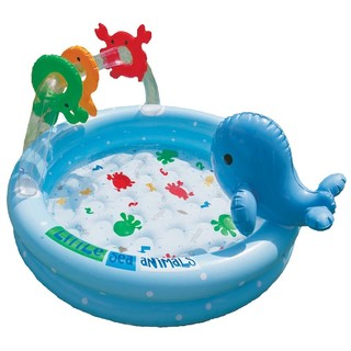 Intex Dolphin Baby Inflatable Pool