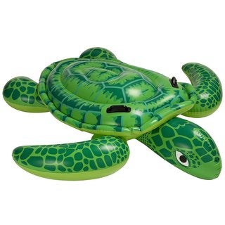 Intex Sea Turtle Inflatable Ride-on