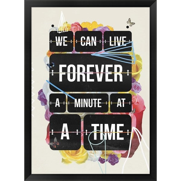 Kavan & Company 'Time of Your Life' Framed Art