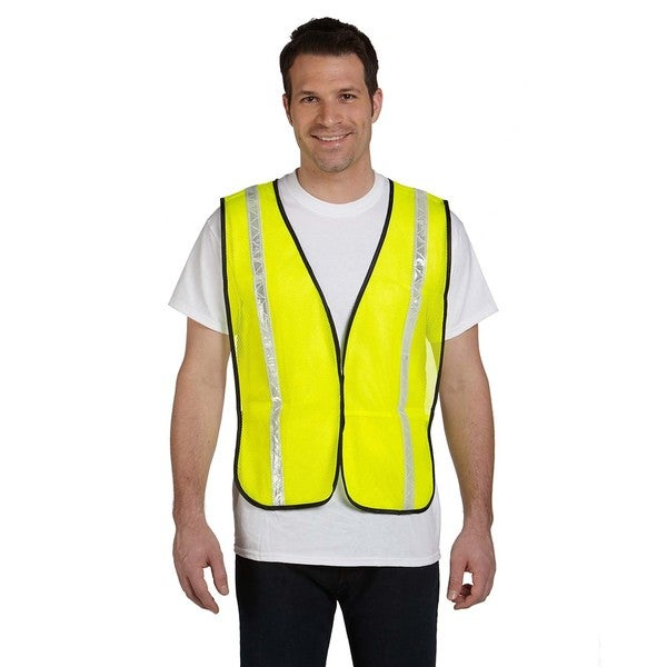 Value Mesh Gloss Yellow Safety Vest