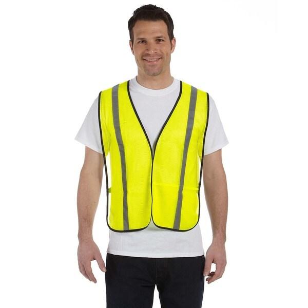 Unisex Value Mesh Silver Bead Vest