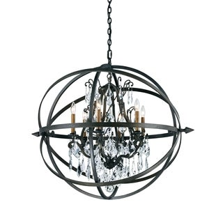 Troy Lighting Byron 6-light Pendant