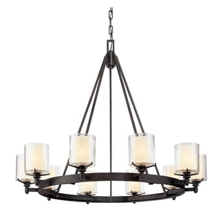 Troy Lighting Arcadia 10-light Chandelier