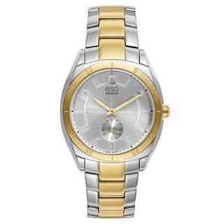 ESQ by Movado Women's 07101437 Origin Two-Tone Stainless Steel Bracelet Watch