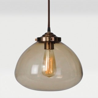 Ambras 1-light Antique Copper Pendant