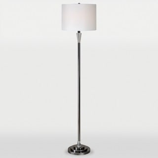 Arkitekt 1-light Brushed Nickel Floor Lamp