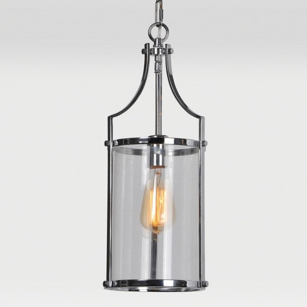 Banaras 1-light Chrome Pendant