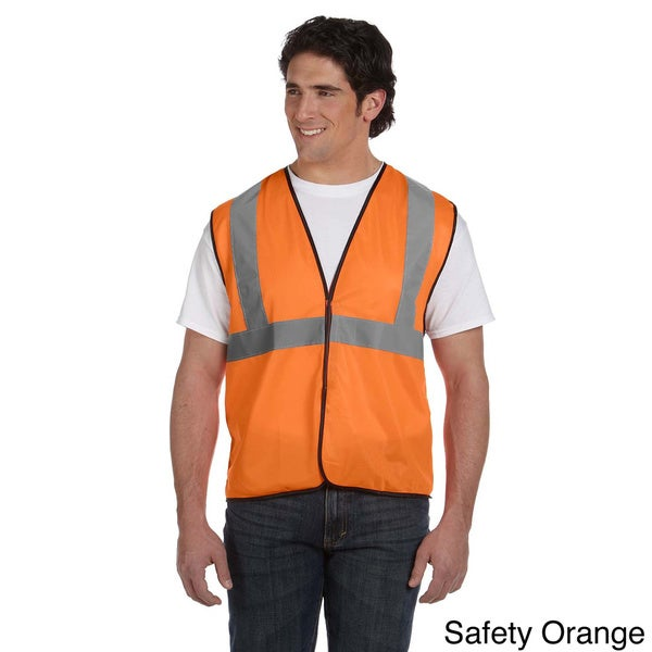 Value Class 2 Solid Safety Vest