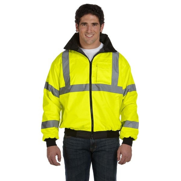 Value Bomber Class 3 Safety Jacket