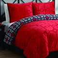 Forever Young Juvy On the Block Reversible 3-piece Comforter Set
