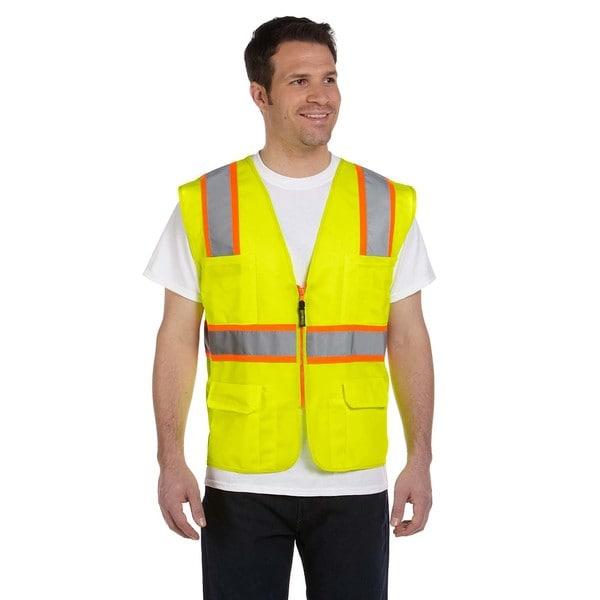 Classic Mesh Two-tone Class 2 Surveyor Vest
