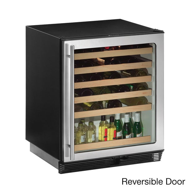 U Line 24 Inch Wine Captain Refrigerator 16328171