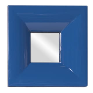Bright Cobalt Blue Mirror