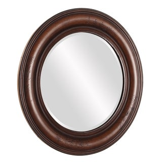 Leti Round Mirror