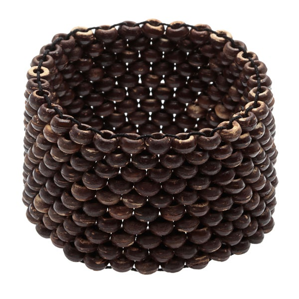 Wooden Stretch Fashion Bracelet