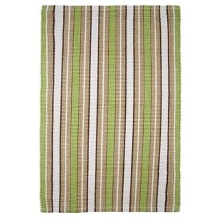 Hammond Cotton Stripe Runner Rug (2'6 x 6')