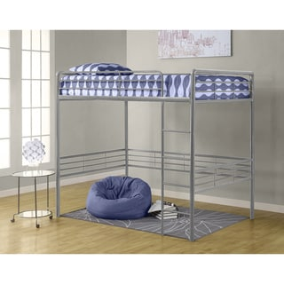 DHP Full Metal Loft Bed