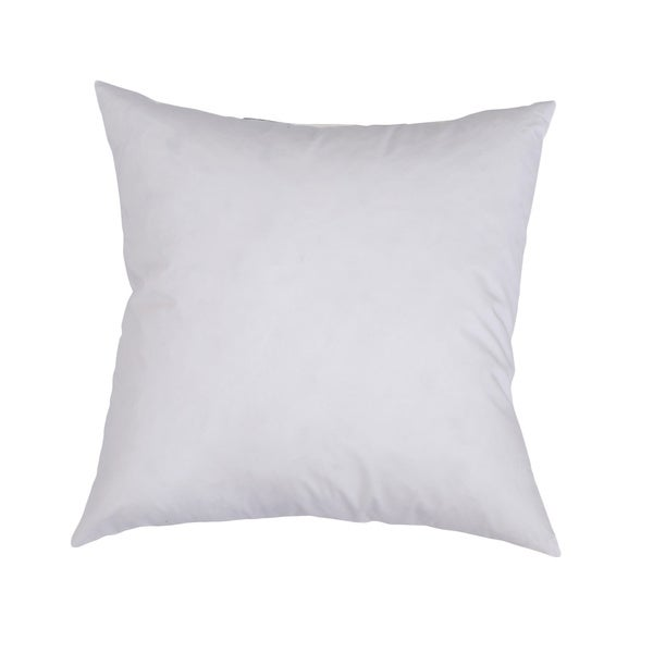 Down Throw Pillows For Couch : Downlite Feather and Down Decorator Euro Square Throw Pillow Insert - 16328340 - Overstock.com ...