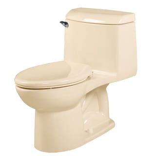 Champion 4 1-piece 1.6 GPF Right Height Bone Elongated Toilet