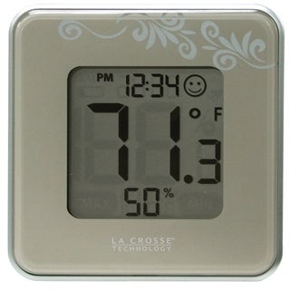 La Crosse Technology Indoor Temperature and Humidity Station
