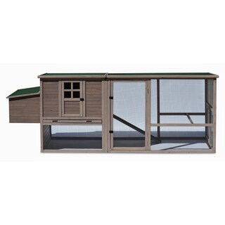 Precision Pet Extreme Hen House Coop