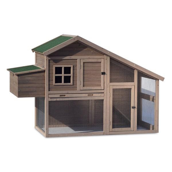 Precision Pet Extreme Cape Cod Chicken Coop