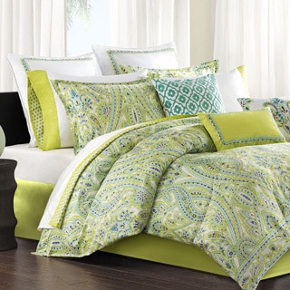 Echo Serena Cotton 4-piece Comforter Set