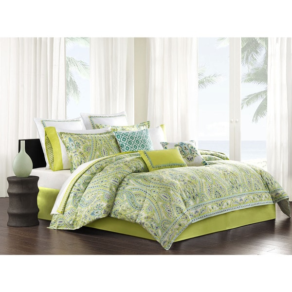 Echo Design Serena Cotton 4-piece Comforter Set
