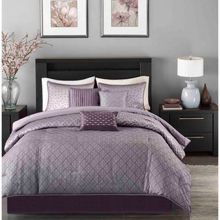 Madison Park Morris 7-piece Polyester Comforter Set