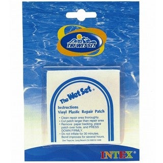 Intex Vinyl Plastic Repair Patches (Pack of 6)