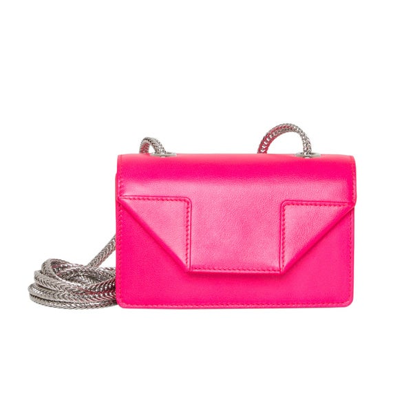 Saint Laurent Mini Hot Pink Betty Crossbody