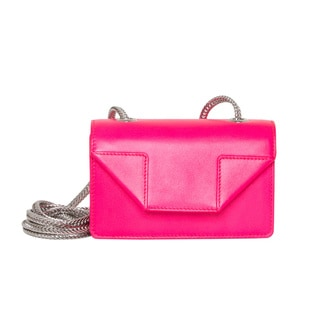 Saint Laurent Mini Hot Pink Betty Crossbody