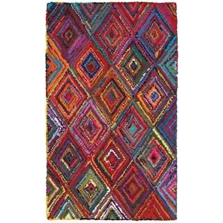 Contemporary Layla Multi Rectangle (7'9 x 9'9)