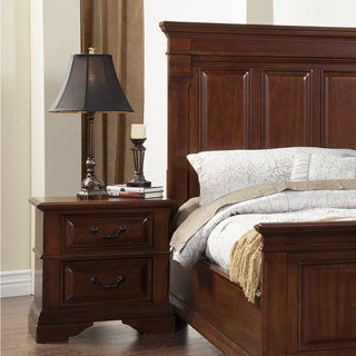 American Lifestyle Alton Two Drawer Nightstand