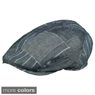 Stetson Men's Plaid Patch Ivy Cap