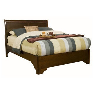 American Lifestyle Chesapeake Sleigh Bed