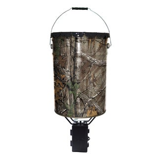 Wildgame Innovations Quick-set 50 Pail Feeder