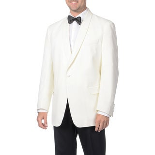 Adolfo Men's Wool Shawl Collar Dinner Jacket Blazer