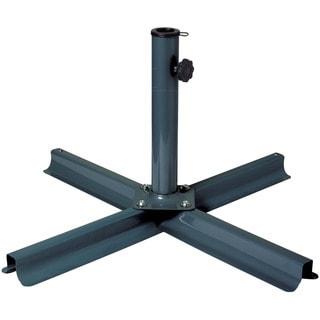 CorLiving Grey Patio Umbrella Stand