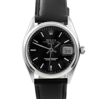 Men Black Watch