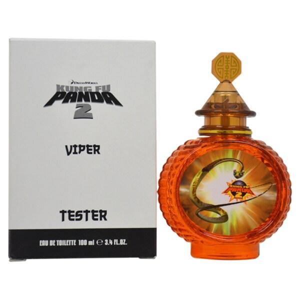 DreamWorks Kung Fu Panda 2 Viper Kids 3.4-ounce Eau de Toilette Spray (Tester)