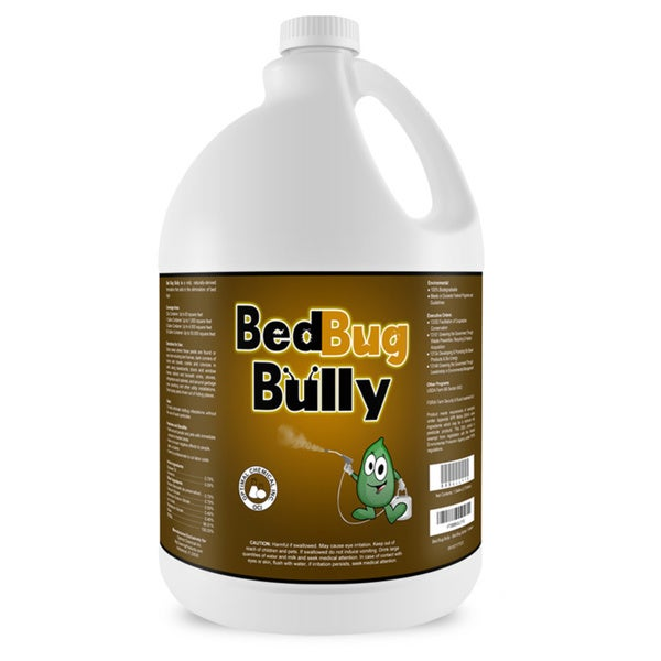 Bed Bug Bully Non Pesticide Bed Bug Bully Treatment 1