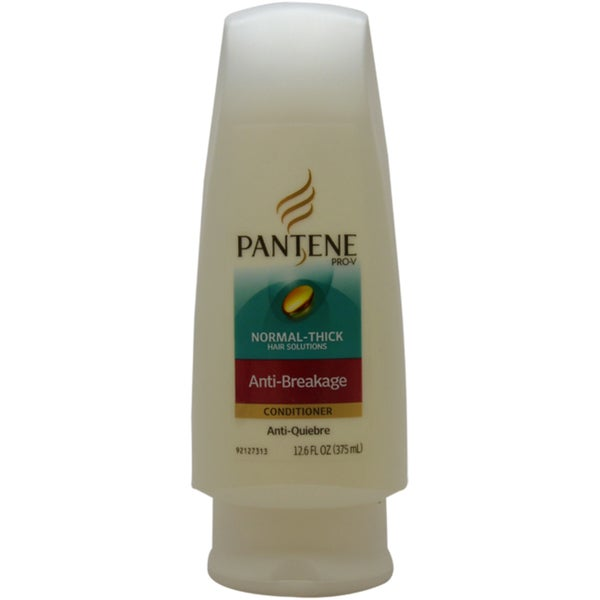 Pro-V Normal - Thick Hair Solutions Anti-Breakage Conditioner by Pantene for Unisex - 12.6 oz Conditioner