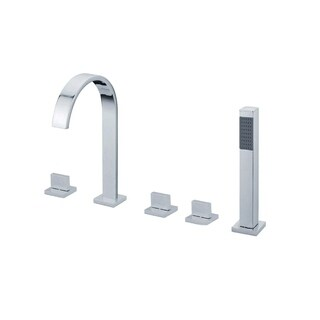 Sumerain Contemporary Bathroom Tub Faucet