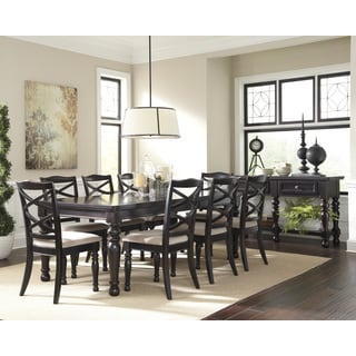 Signature Designs by Ashley Harlstern Rectangular Dining Room Extension Table