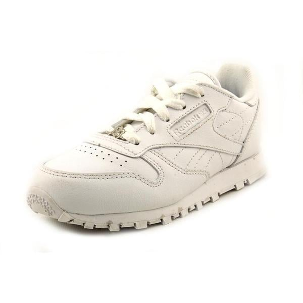 Reebok Boy (Youth) 'Classic ' Leather Athletic Shoe (Size 12 )