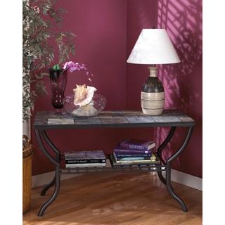 Signature Designs by Ashley Antigo Black Sofa Table