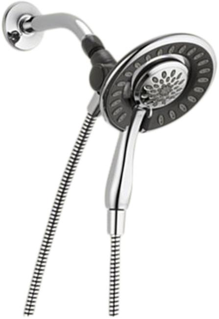Delta 58065 Traditional In2Ition 2 In 1 Shower