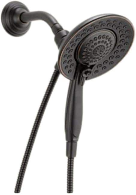Delta 58045-Rb Traditional In2Ition 2 In 1 Shower