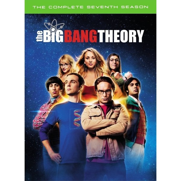 The Big Bang Theory: The Complete Seventh Season (DVD) 13183952